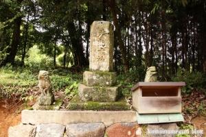 宇留布(うるふ)神社(松江市八雲町平原)8