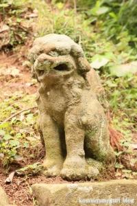 宇留布(うるふ)神社(松江市八雲町平原)13