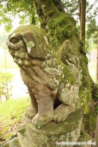 宇留布(うるふ)神社(松江市八雲町平原)23