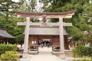 八重垣神社(松江市佐草町)3