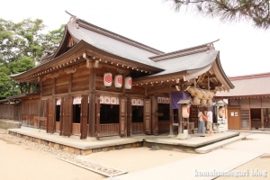 八重垣神社(松江市佐草町)21