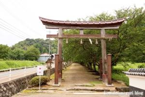 神魂(かもす)神社(松江市大庭町)1