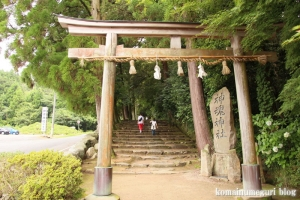 神魂(かもす)神社(松江市大庭町)3