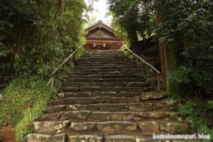 神魂(かもす)神社(松江市大庭町)8