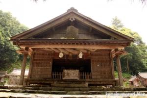 神魂(かもす)神社(松江市大庭町)11