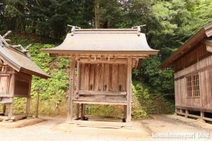 神魂(かもす)神社(松江市大庭町)18