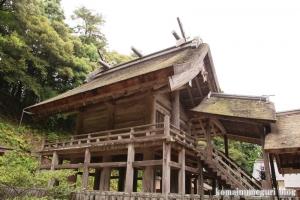 神魂(かもす)神社(松江市大庭町)25