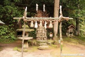 神魂(かもす)神社(松江市大庭町)37