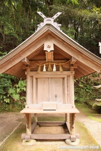 神魂(かもす)神社(松江市大庭町)38