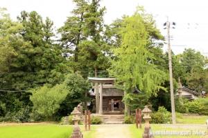 六所神社(松江市大草町)4