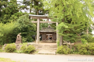 六所神社(松江市大草町)5