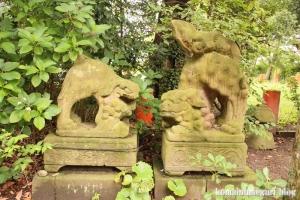 六所神社(松江市大草町)10