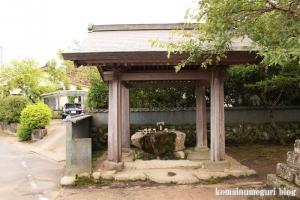 阿太加夜(あたかや)神社(松江市東出雲町出雲郷)4