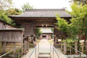 阿太加夜(あたかや)神社(松江市東出雲町出雲郷)6