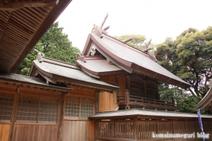 阿太加夜(あたかや)神社(松江市東出雲町出雲郷)11
