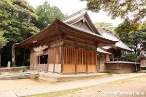阿太加夜(あたかや)神社(松江市東出雲町出雲郷)25