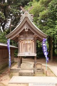 阿太加夜(あたかや)神社(松江市東出雲町出雲郷)12