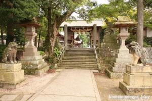 揖夜(いや)神社(松江市東出雲町揖屋)7
