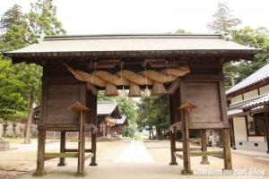 揖夜(いや)神社(松江市東出雲町揖屋)10
