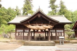 揖夜(いや)神社(松江市東出雲町揖屋)11