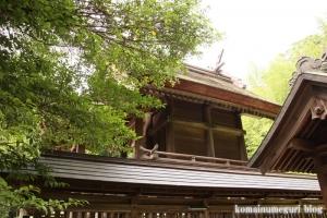 揖夜(いや)神社(松江市東出雲町揖屋)16