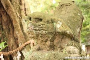 揖夜(いや)神社(松江市東出雲町揖屋)31