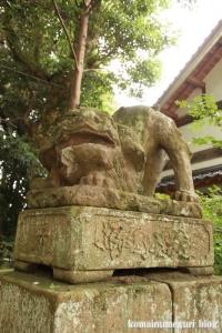 揖夜(いや)神社(松江市東出雲町揖屋)27