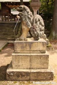 揖夜(いや)神社(松江市東出雲町揖屋)34