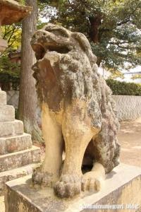 揖夜(いや)神社(松江市東出雲町揖屋)35