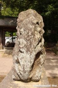 揖夜(いや)神社(松江市東出雲町揖屋)37
