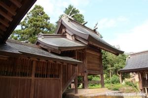 多賀神社(松江市朝酌町)8
