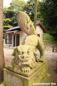 多賀神社(松江市朝酌町)13
