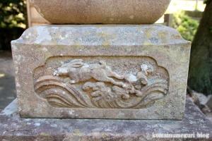 客神社(松江市島根町加賀)8