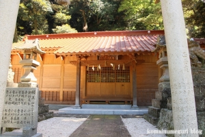 客神社(松江市島根町加賀)10