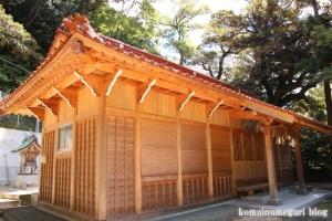 客神社(松江市島根町加賀)11