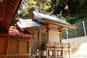客神社(松江市島根町加賀)17