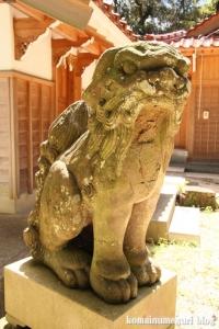 客神社(松江市島根町加賀)35