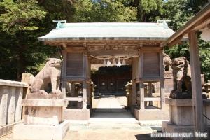 加賀神社(松江市島根町加賀)5