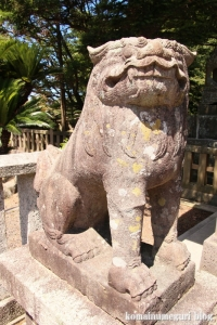 加賀神社(松江市島根町加賀)58