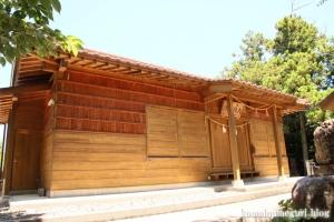 大﨑神社(松江市島根町大芦)28