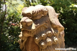 大﨑神社(松江市島根町大芦)29