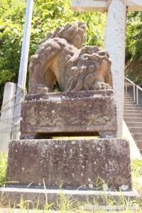 大﨑神社(松江市島根町大芦)8