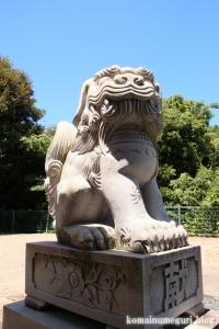 大﨑神社(松江市島根町大芦)34