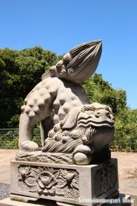 大﨑神社(松江市島根町大芦)35