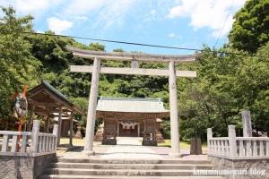 恵曇(えとも)神社(松江市嘉島町恵曇)1