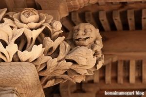 恵曇(えとも)神社(松江市嘉島町恵曇)17