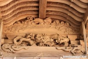 恵曇(えとも)神社(松江市嘉島町恵曇)19
