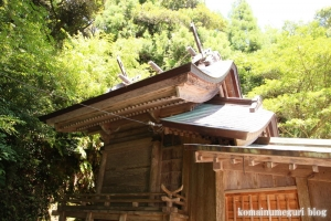 恵曇(えとも)神社(松江市嘉島町佐陀本郷)29