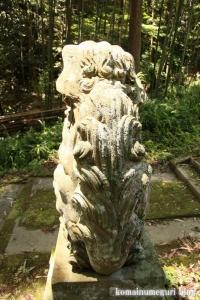 恵曇(えとも)神社(松江市嘉島町佐陀本郷)6