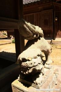 恵曇(えとも)神社(松江市嘉島町佐陀本郷)17